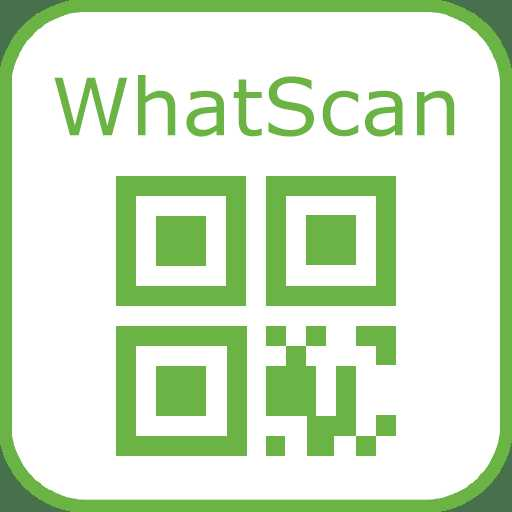 WhatScan- android application