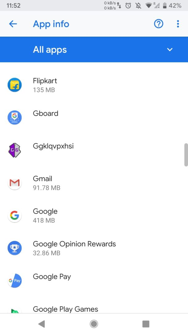 App Info- Prevent yourself from social Engineering and unknown apps