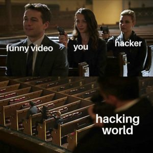 hacking world secuirty tips