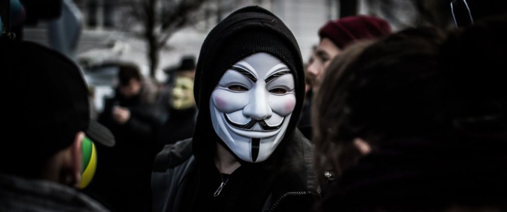 anonymous- Always Stay Safe from hackers