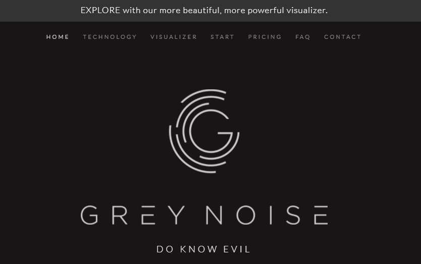 Greynoise- hackers search engine
